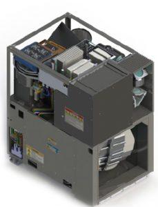 Ultraschnelle Makroinspektion für die berührungslose Kontrolle von Wafern (200nm/300mm) – Halbleiterindustrie
