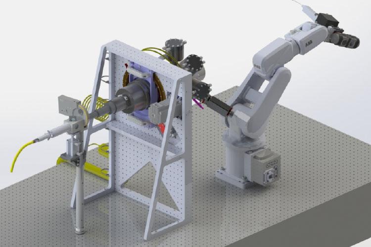 Projekt: Prototyp einer ultrahellen Plasmabeleuchtung