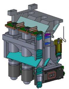 Digitales Fluoreszenzmikroskop