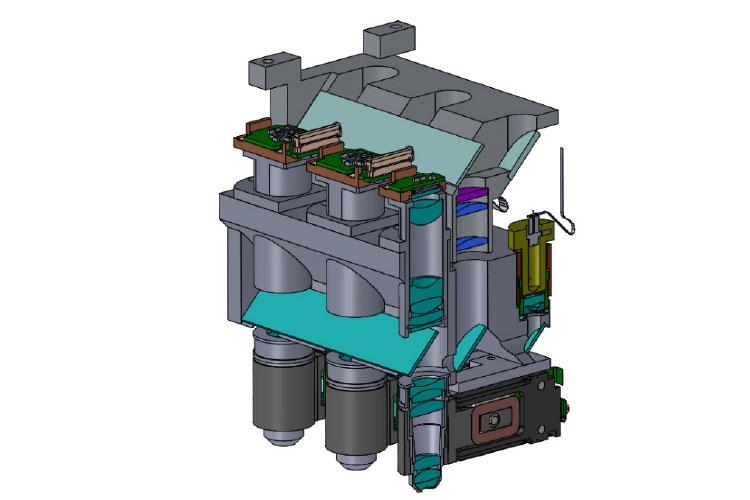 Projekt: Digitales Fluoreszenzmikroskop