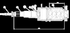 Prototyp einer ultrahellen Plasmabeleuchtung