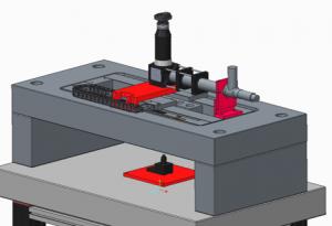 6-Fach Objektivwechsler für Materialmikroskop
