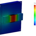 Gehäusekonstruktion einer High-Speed-Kamera