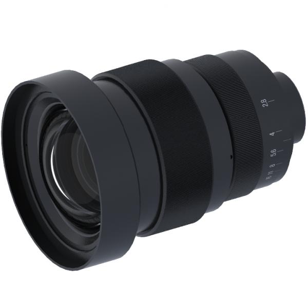 wide angle lens AXON 07