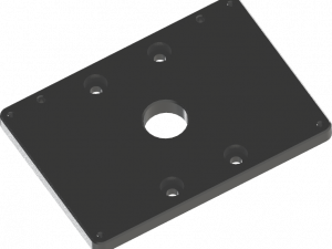 XY adapter plate X-Stage